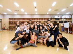 Korea Gaga Class